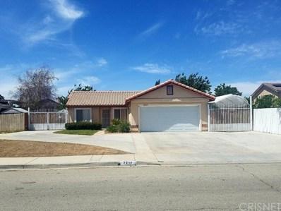 3211 Viana Drive, Palmdale, CA 93550 - MLS#: SR18142670