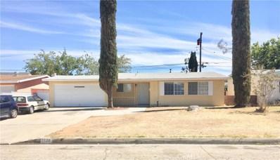 1628 E Avenue Q6, Palmdale, CA 93550 - MLS#: SR18143565