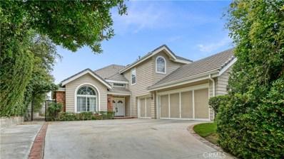 26425 Emerald Dove Drive, Valencia, CA 91355 - MLS#: SR18143737