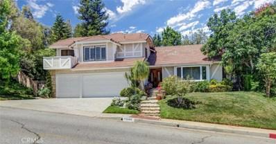 11891 Beaufait Avenue, Porter Ranch, CA 91326 - MLS#: SR18143744