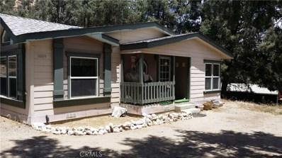 16609 Caribou Drive, Pine Mtn Club, CA 93222 - MLS#: SR18143891
