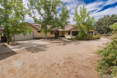 9549 Northside Drive, Leona Valley, CA 93551 - MLS#: SR18144127