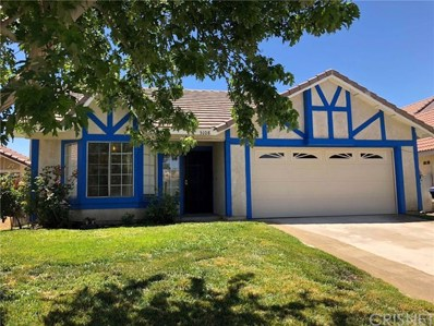 5108 Sunburst Drive, Palmdale, CA 93552 - MLS#: SR18145686