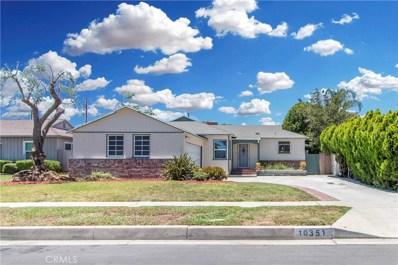 10351 Gloria Avenue, Granada Hills, CA 91344 - MLS#: SR18146291