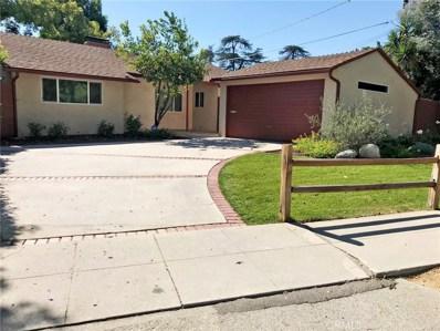 5335 Sunnyslope Avenue, Sherman Oaks, CA 91401 - MLS#: SR18146565