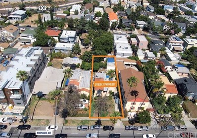 632 N Normandie Avenue, Los Angeles, CA 90004 - MLS#: SR18147584