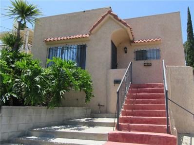 4809 San Marcos Place, Highland Park, CA 90042 - MLS#: SR18147760