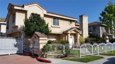 3520 Whistler Avenue UNIT A, El Monte, CA 91732 - MLS#: SR18148593