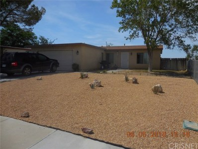 11007 Rome Beauty Drive, California City, CA 93505 - MLS#: SR18149624