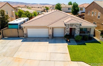 43719 58th St W, Lancaster, CA 93536 - MLS#: SR18149924