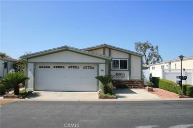 15455 Glenoaks Boulevard UNIT 80, Sylmar, CA 91342 - MLS#: SR18150286