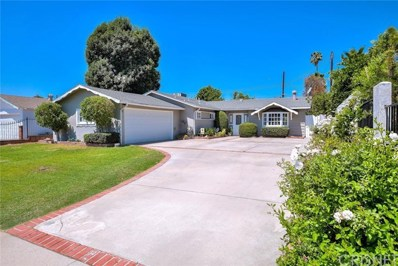 8851 Valjean Avenue, North Hills, CA 91343 - MLS#: SR18150706