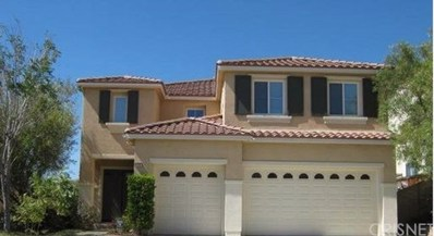 17307 Sierra Sunrise Lane, Canyon Country, CA 91387 - MLS#: SR18151256