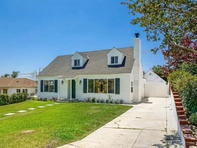 2533 N Parish Place, Burbank, CA 91504 - MLS#: SR18151466