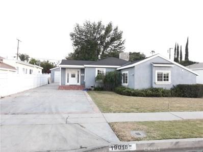 19018 Delano Street, Tarzana, CA 91335 - MLS#: SR18151583