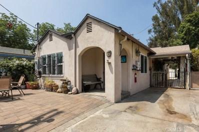 841 El Paso Drive, Highland Park, CA 90042 - MLS#: SR18152335