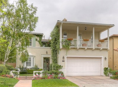 24609 Garland Drive, Valencia, CA 91355 - MLS#: SR18152467