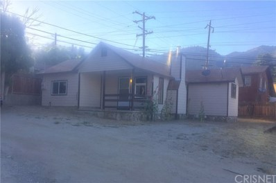4213 Decator, Frazier Park, CA 93225 - MLS#: SR18153416