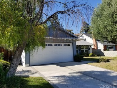 16807 Bainbury Street, Canyon Country, CA 91387 - MLS#: SR18154238