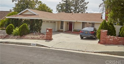 11349 Sinclair Avenue, Porter Ranch, CA 91326 - MLS#: SR18154568