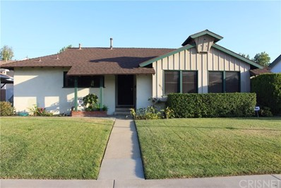 18726 Plummer Street, Northridge, CA 91324 - MLS#: SR18154750
