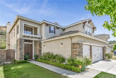 18302 Shannon Ridge Place, Canyon Country, CA 91387 - MLS#: SR18154847