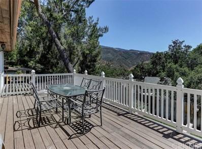 18876 Tenderfoot Trail Road, Newhall, CA 91321 - MLS#: SR18154903