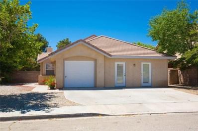 1830 Mesa Drive, Lancaster, CA 93535 - MLS#: SR18155169
