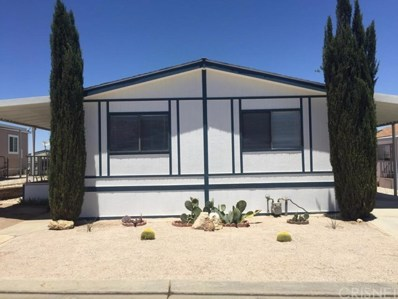 5200 Entrar Drive UNIT 146, Palmdale, CA 93551 - MLS#: SR18155704