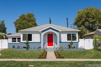 5953 Jellico Avenue, Encino, CA 91316 - MLS#: SR18155815