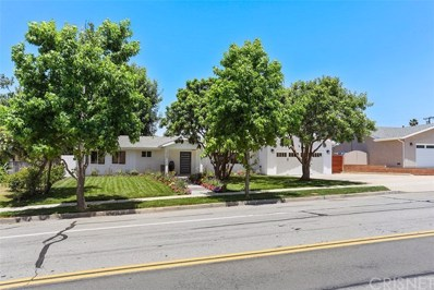 13407 Peach Hill Road, Moorpark, CA 93021 - MLS#: SR18156027