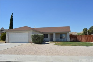 1401 Bedford Avenue, Rosamond, CA 93560 - MLS#: SR18156122