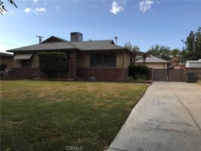 1439 W Ivyton Street, Lancaster, CA 93534 - MLS#: SR18156248