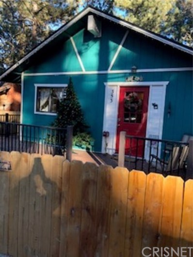 353 Leonard Lane, Sugar Loaf, CA 92386 - MLS#: SR18156767