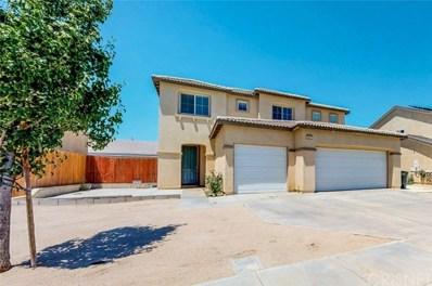 3401 Gemstone Avenue, Rosamond, CA 93560 - MLS#: SR18157104