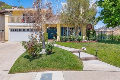 7169 Castle Peak Drive, West Hills, CA 91307 - MLS#: SR18157333