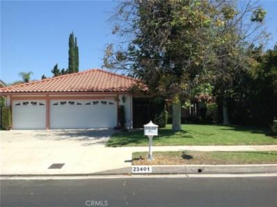 23401 Arminta Street, West Hills, CA 91304 - MLS#: SR18158084