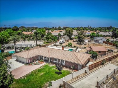 4606 Mustang Road, Chino, CA 91710 - MLS#: SR18158128