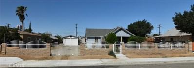 15827 M Street, Mojave, CA 93501 - MLS#: SR18158218