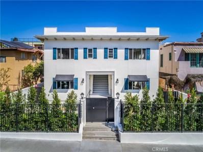 1960 Argyle Avenue, Hollywood Hills East, CA 90068 - MLS#: SR18158297