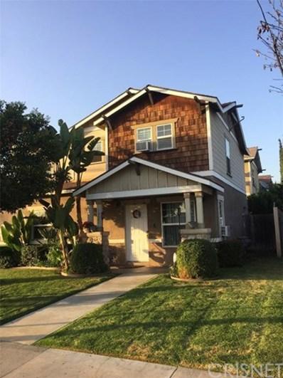1321 Glenoaks, San Fernando, CA 91340 - MLS#: SR18158683