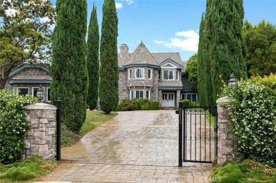 9515 Oakridge Place, Chatsworth, CA 91311 - MLS#: SR18158691