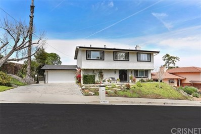23331 Aetna Street, Woodland Hills, CA 91367 - MLS#: SR18159136