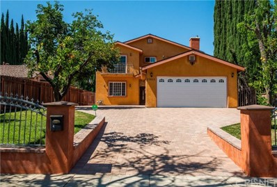 17611 Ludlow Street, Granada Hills, CA 91344 - MLS#: SR18159616