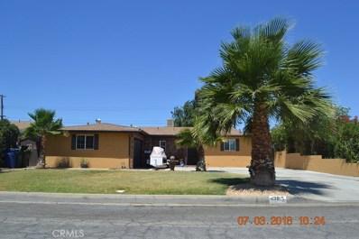 43815 2nd Street E, Lancaster, CA 93535 - MLS#: SR18159833