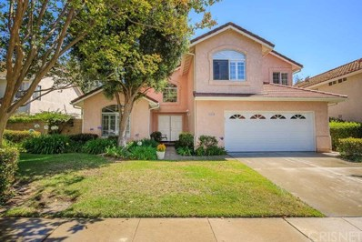 12178 River Grove Street, Moorpark, CA 93021 - MLS#: SR18159854