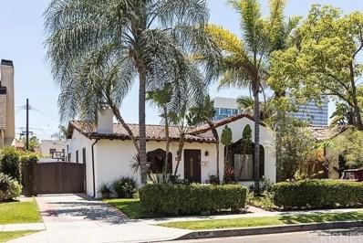 6134 Lindenhurst Avenue, Los Angeles, CA 90048 - MLS#: SR18160598