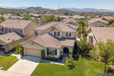 22844 Raintree Lane, Saugus, CA 91390 - MLS#: SR18160735