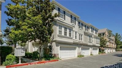 26841 Shorebreak Lane UNIT 34, Valencia, CA 91355 - MLS#: SR18160810