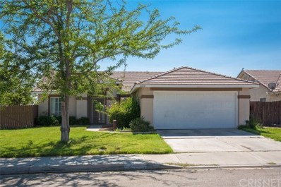 44110 Brandon Thomas Way, Lancaster, CA 93536 - MLS#: SR18161034
